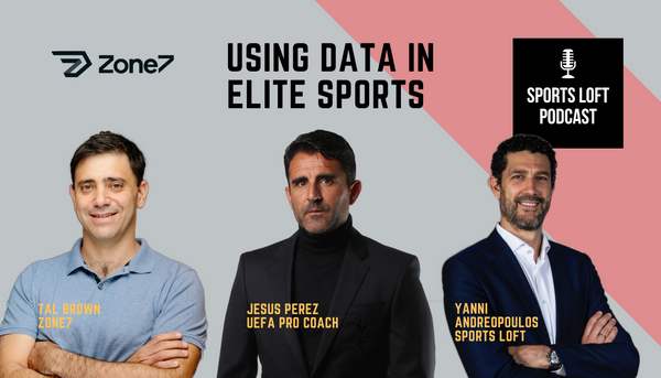 Using Data in Elite Sports - A Podcast