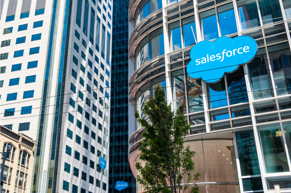Building efficient workflows – Why Salesforce bought Slack (and every other company it's bought).